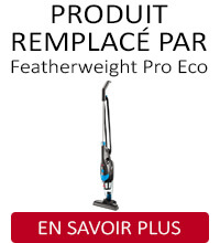 Remplacement du Bissell Featherweight Pro
