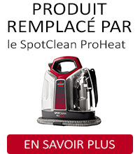 Remplacement du Bissell SpotClean