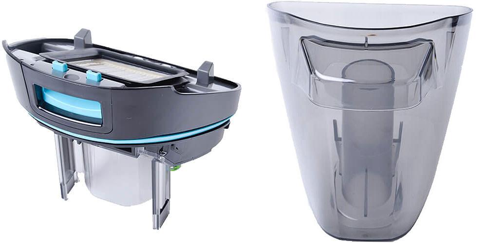Réservoir eau sale pour CrossWave Cordless Max