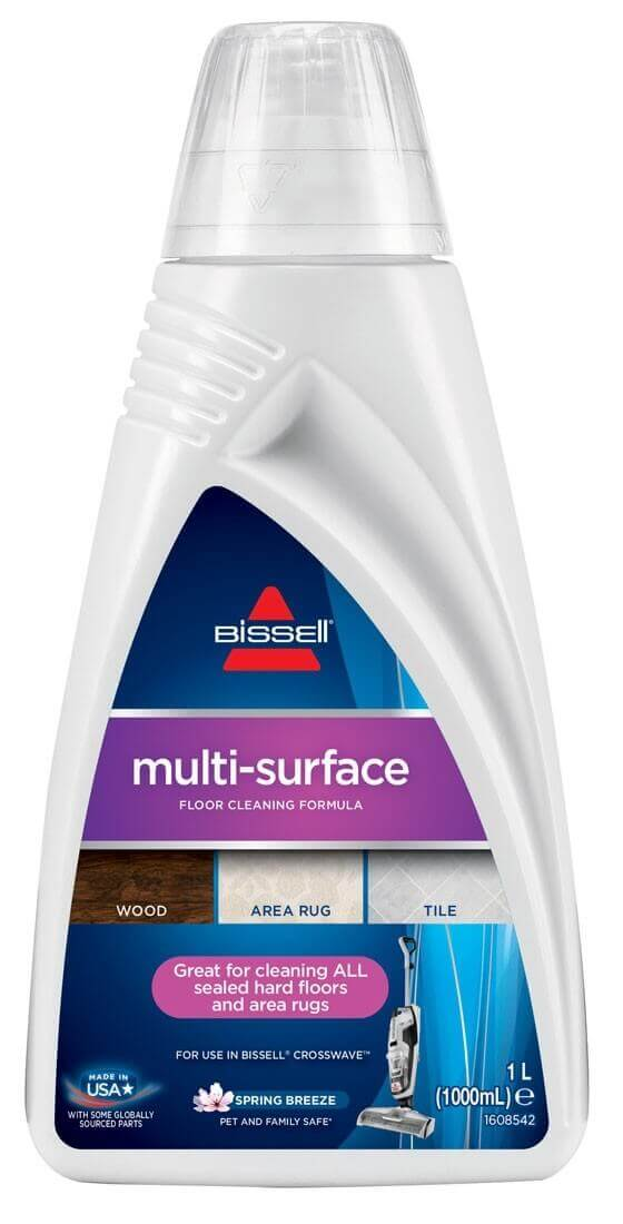 Détergent Multisurface 1L pour Bissell Crosswave et SpinWave