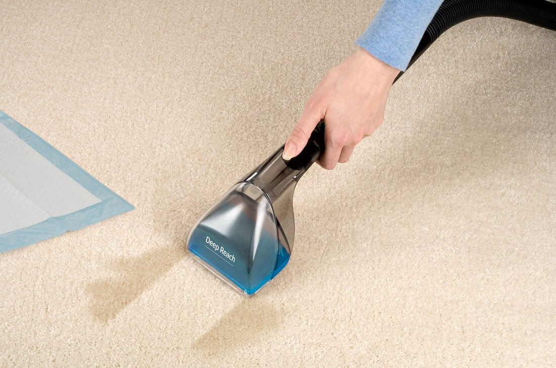 Outil Deep Reach pour Bissell SpotClean Professional