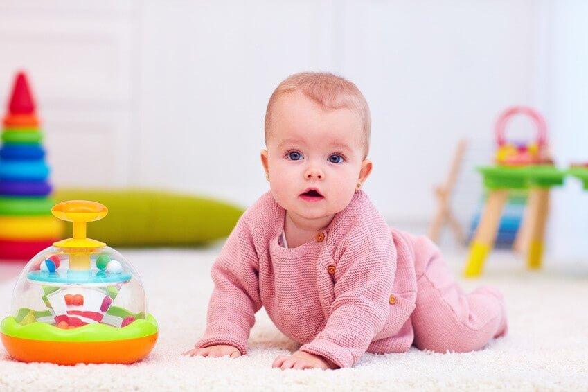 Un environnement parfaitement propre pour votre bébé!