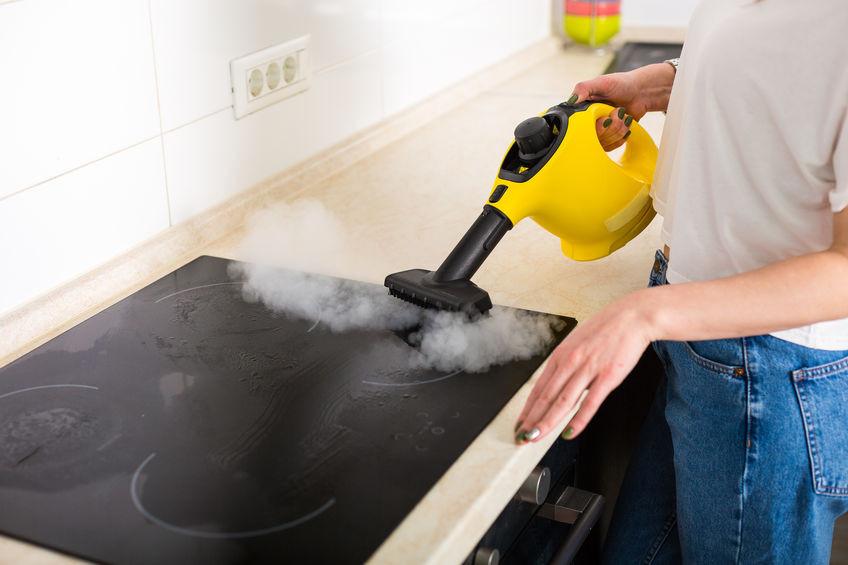 6 bénéfices de la vapeur pour nettoyer son intérieur