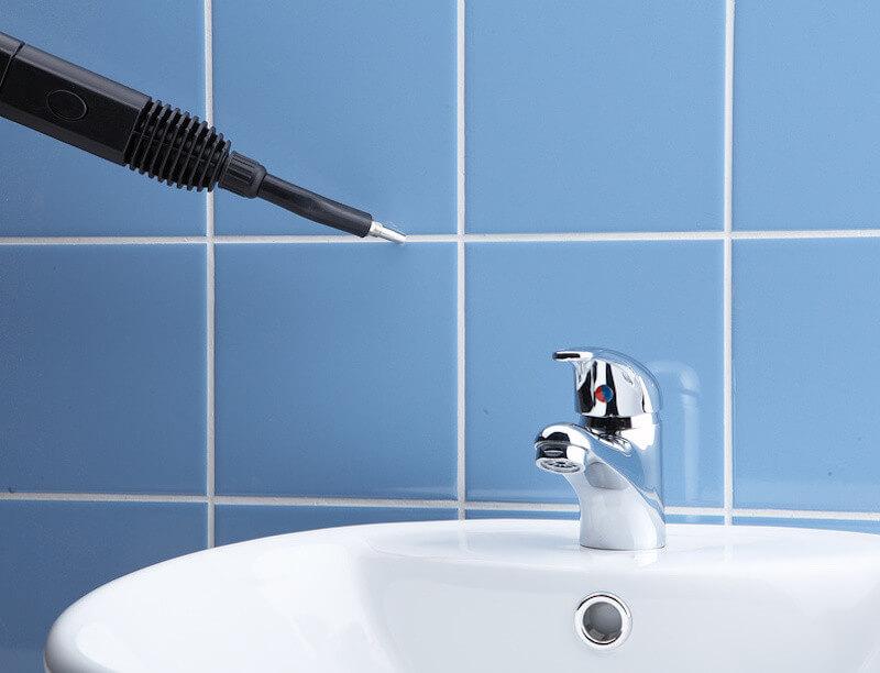 Pourquoi nettoyer vos joints de carrelage à la vapeur?