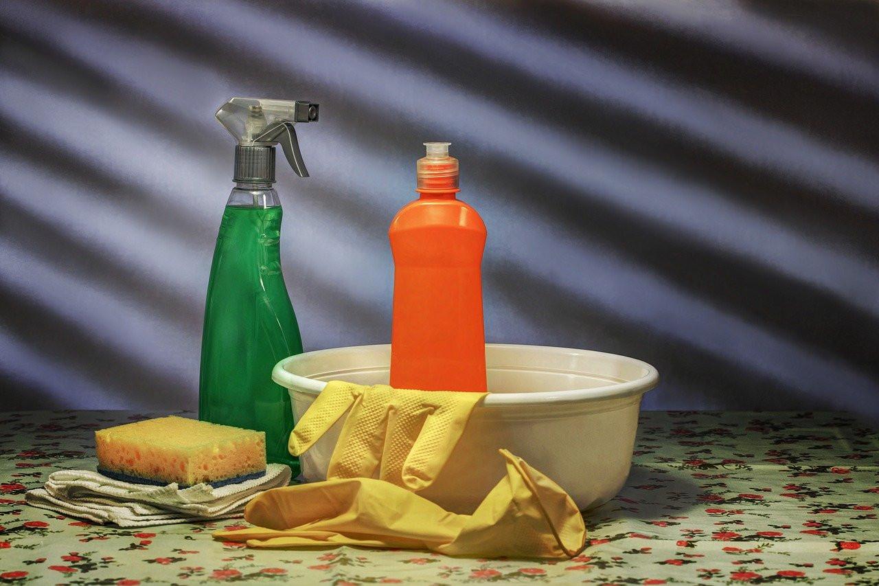Nettoyer et garder saine sa maison en période d'épidémie