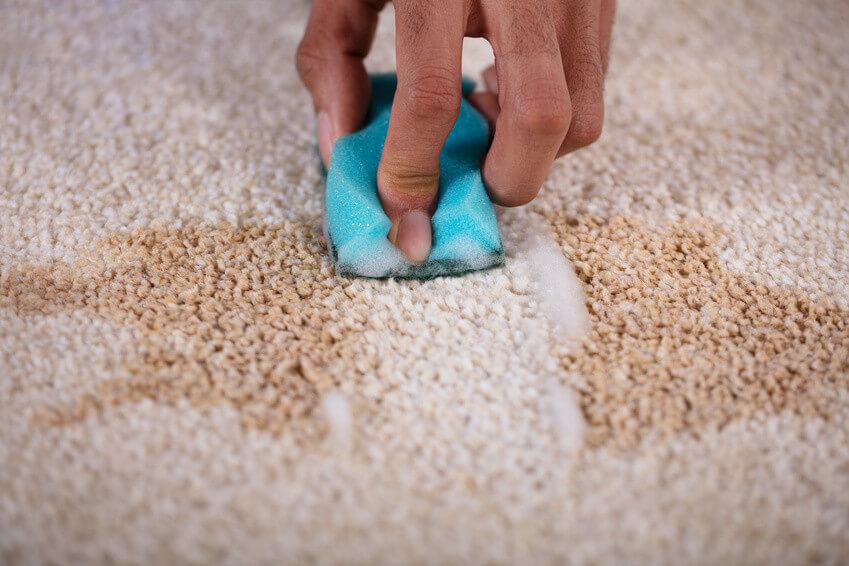 Les produits les plus efficaces pour nettoyer un tapis