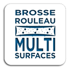 brosse multisurface