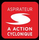 Aspirateur a action cyclonique