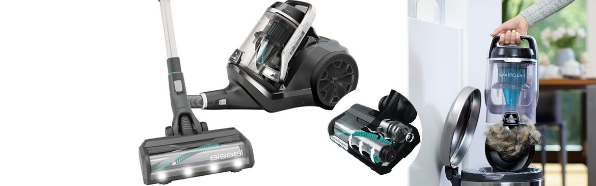 Aspirateur Bissell SmartClean PowerFoot