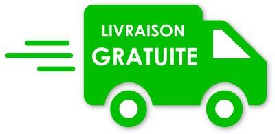 Livraison gratuite commande supérieur à 100€